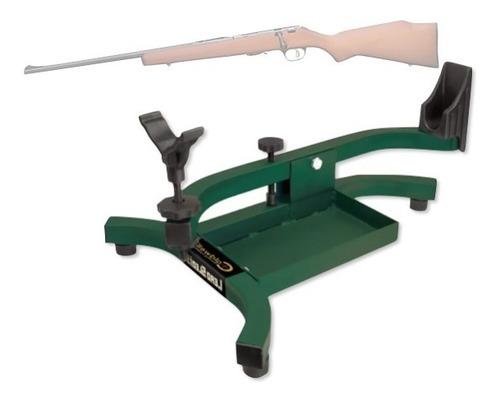 caldwell the lead sled  alinear base para tiro rifle xtrm p