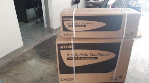 calefacción - aire acondicionado marca york/innovair