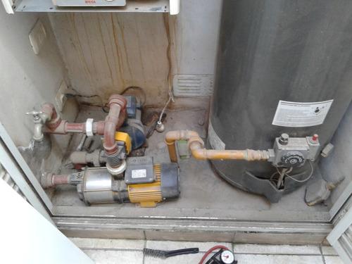 calefacción, calefones, calderas, termosolares...