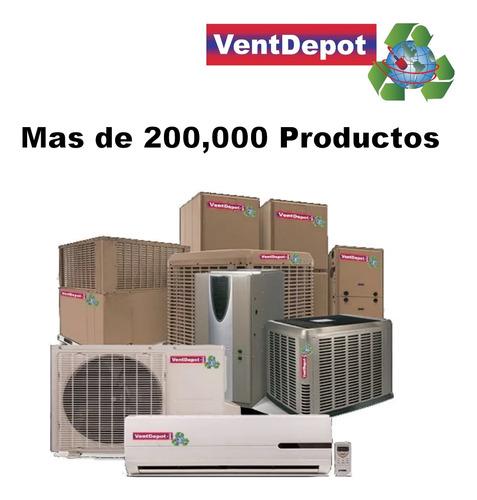 calefacción central ambiente comodo, mxpoc-006, 60000btu, g