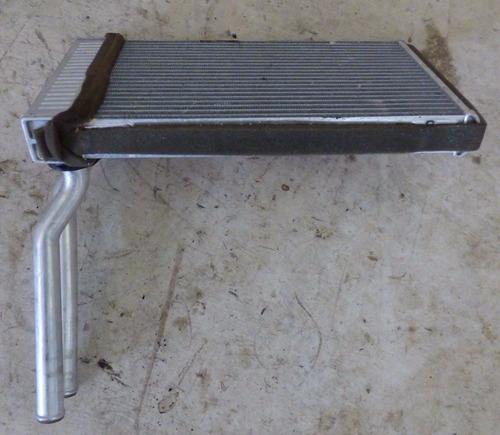 calefacción chevrolet radiador