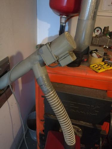 calefacción industrial asesoría, calderas, secadores.