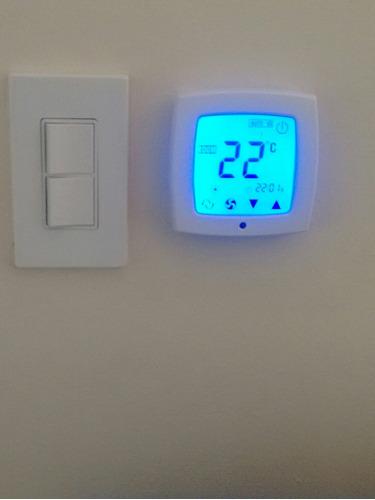 calefacción infrarroja.
