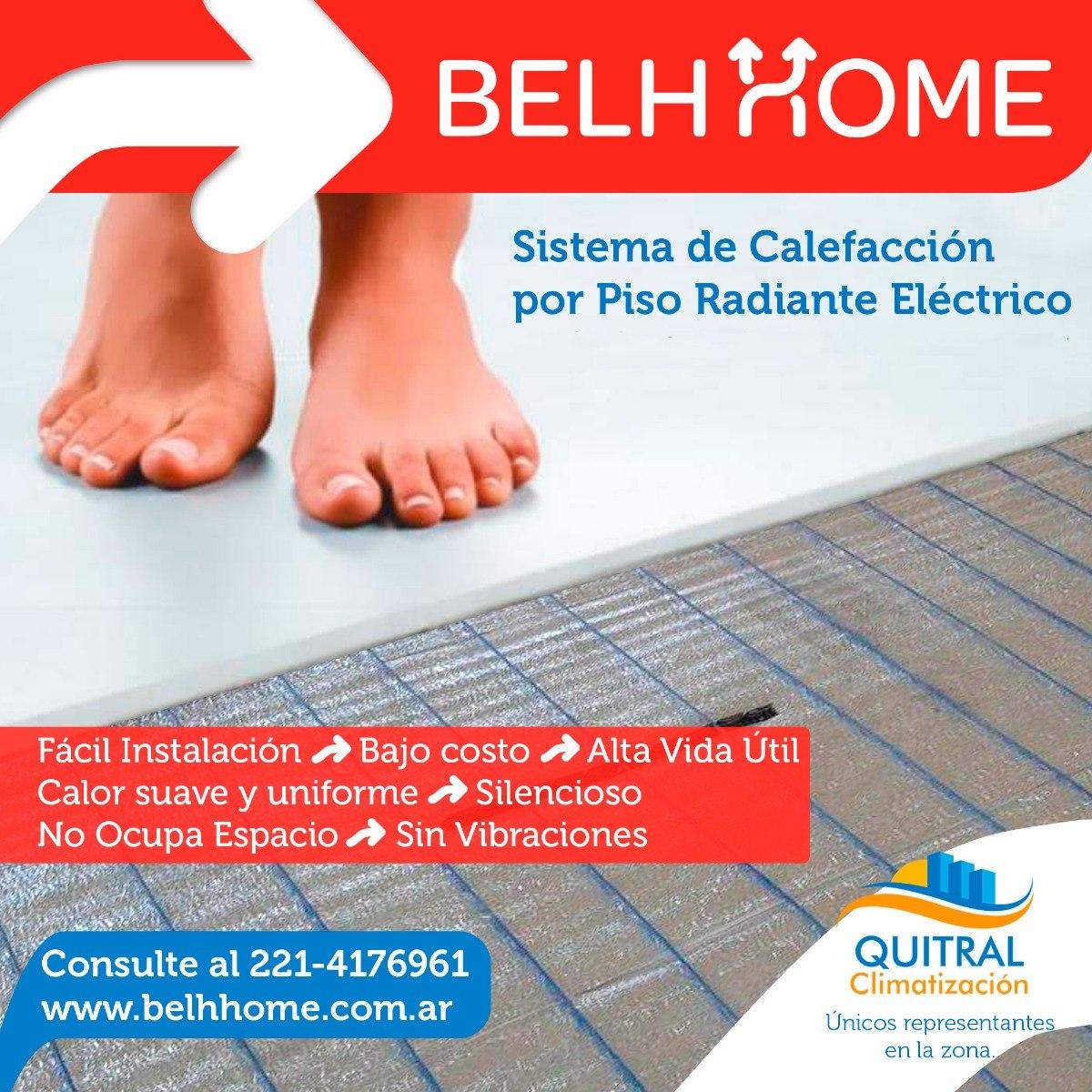 Calefaccion por suelo radiante precio latest simple good - Sistema de calefaccion ...