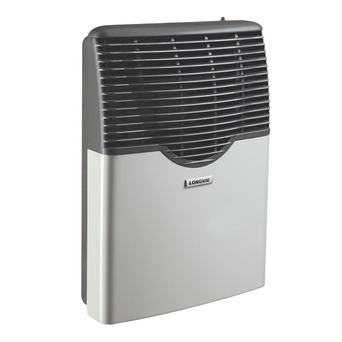 Calefactor a gas longvie de tiro balanceado para 26 m2 - Calefactor de pared bano ...