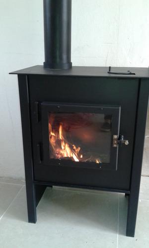 calefactor a leña alto rendimiento desde $8500 - 099746925