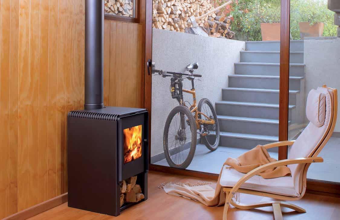 Calefactor amesti scantek 350 estufa le a eficiente oferta for Estufa a lena oferta
