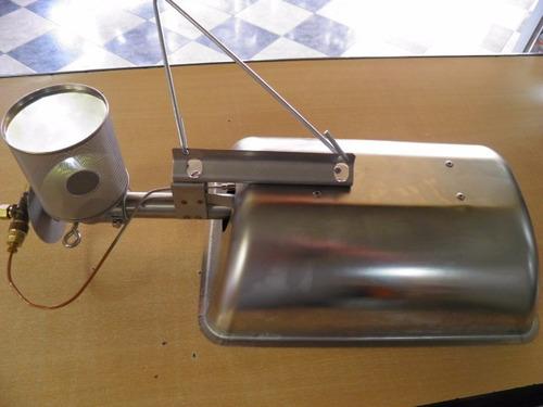 calefactor avícola gasolec  m8 criadora pollos 17300btu