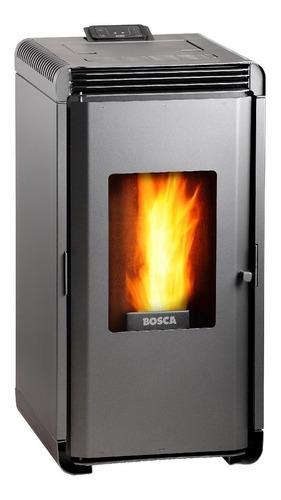 calefactor bosca a pellet hera + plus
