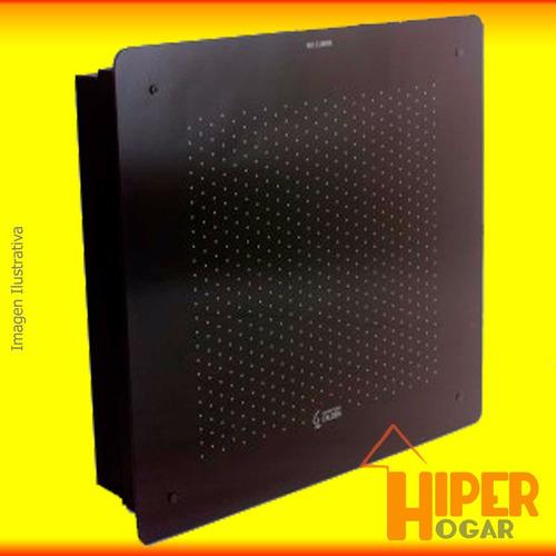 calefactor calden 7000 s/salida gn frente vidrio templado