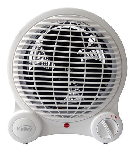 calefactor / calentador de ambiente kalley · garantía 2 años