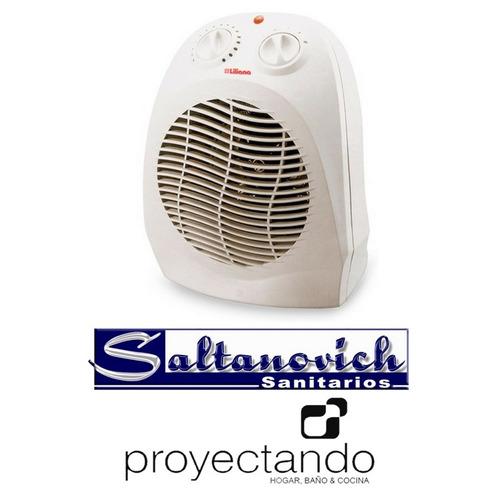 calefactor caloventor portatil