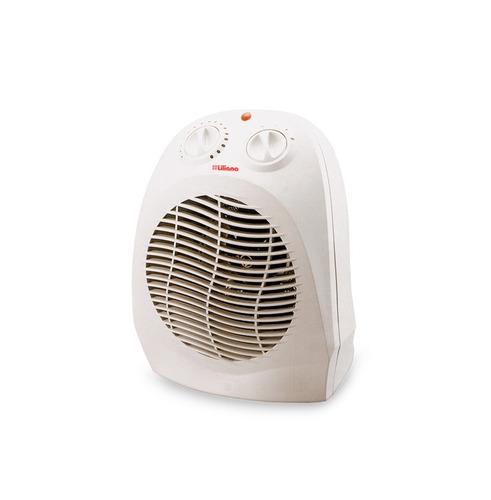 calefactor caloventor portatil liliana hotwind cfh417 blanco