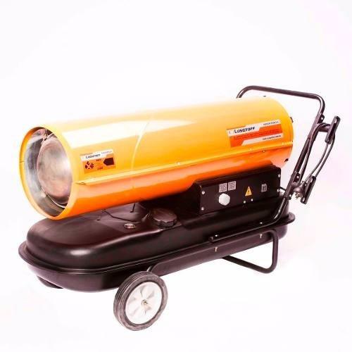 calefactor cañon exterior 53000 kcal a kerosene o gasoil je