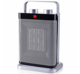 calefactor cerámico con oscilacion 2 n de calor master craft