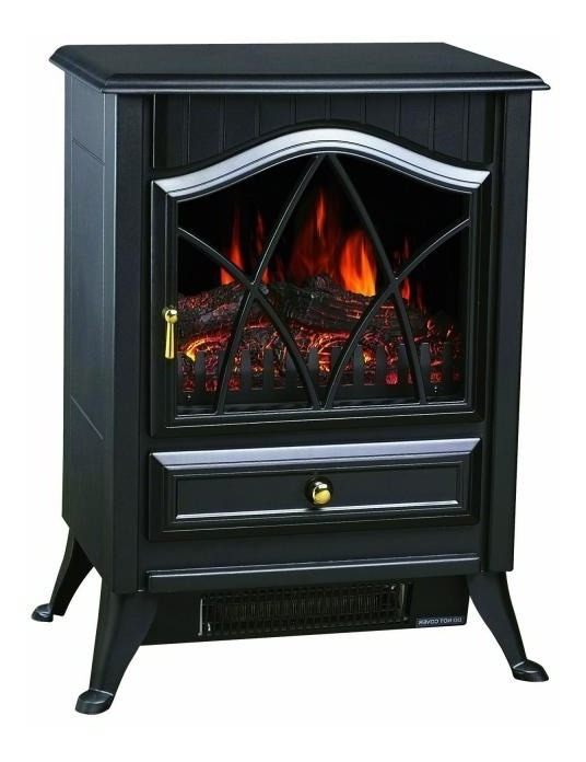 Calefactor Clever Simil Fuego Electrico Hogar 1800w Fpp1800