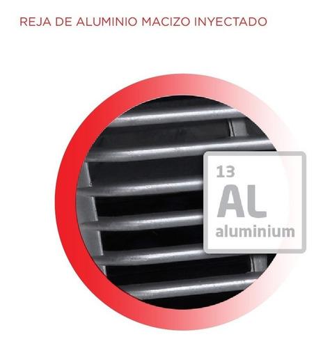 calefactor convector longvie eca5kv 5200kcl premium visor ce