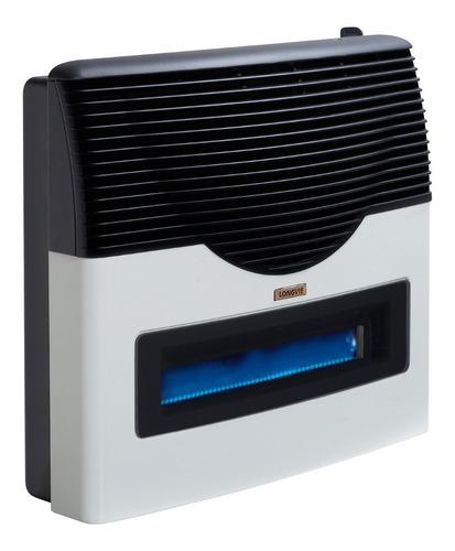 calefactor convector longvie eca5v 5200kcal premium c/visor