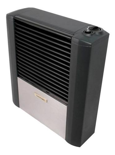 calefactor coppens peltre acero 3000 cal sin salida multigas