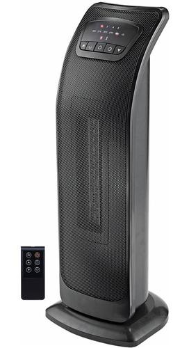 calefactor de torre ceramico mabe 1350 w oscilatorio timer