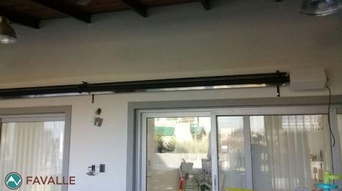 calefactor de tubo radiante cfr-19