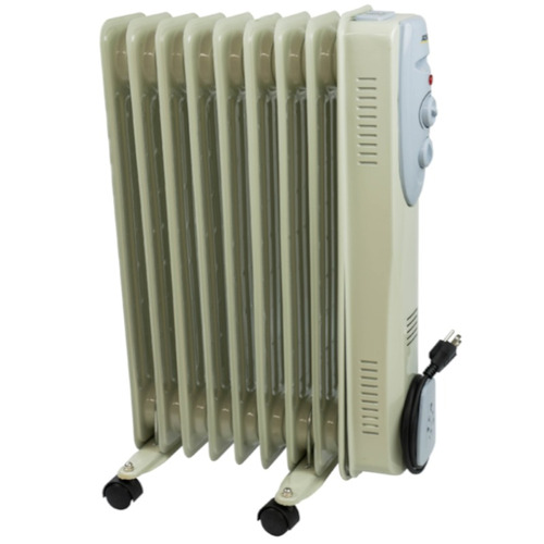 calefactor electrico aceite calor hogar adir radiador casa