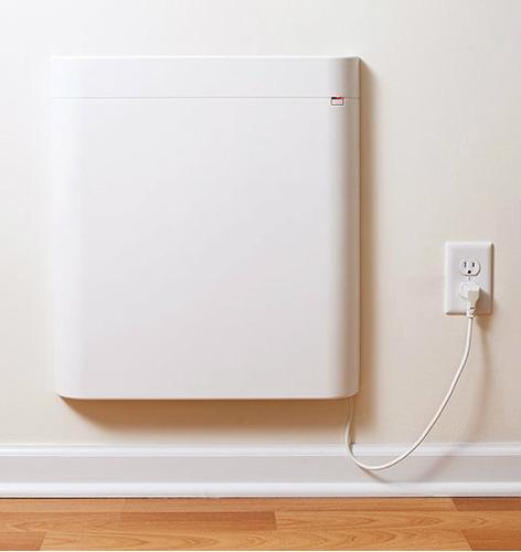 calefactor eléctrico, bajo consumo, seguro y eficiente