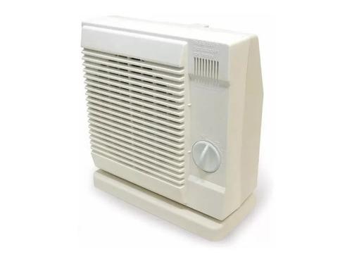 calefactor electrico + caloventor exahome 2 años garantia