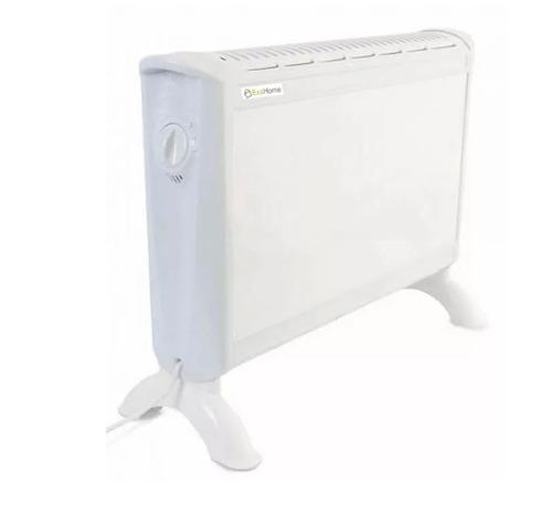 calefactor electrico exahome + caloventor estufa electrica
