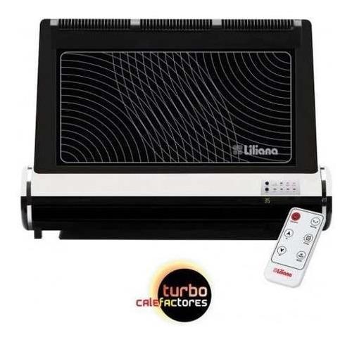calefactor electrico liliana turboglass tc20 selectogar