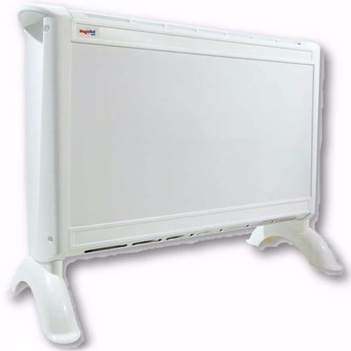 calefactor electrico panel estufa bajo consumo hogar gtia 2