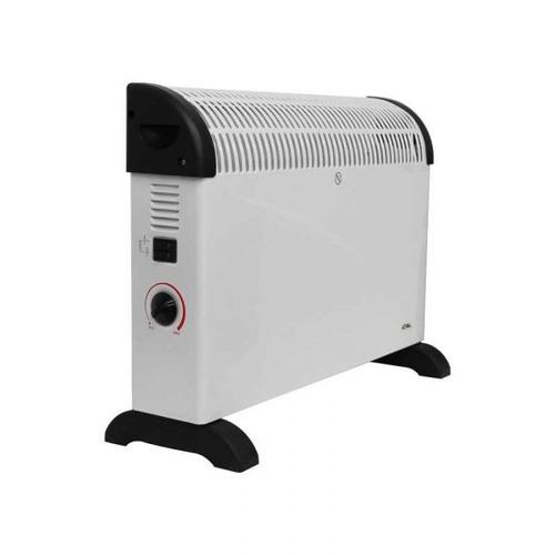calefactor eléctrico tipo panel con termostato  adir