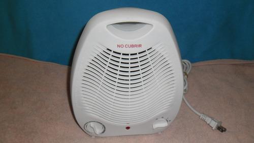 calefactor electrico varias marcas
