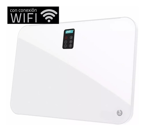 calefactor energy safe 2000w smart heat wi-fi led+touch gtía