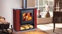 calefactor estufa a leña amesti classic 500 + obsequio