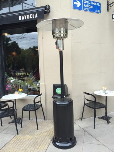 calefactor exterior hongo c/ruedas lusqtoff