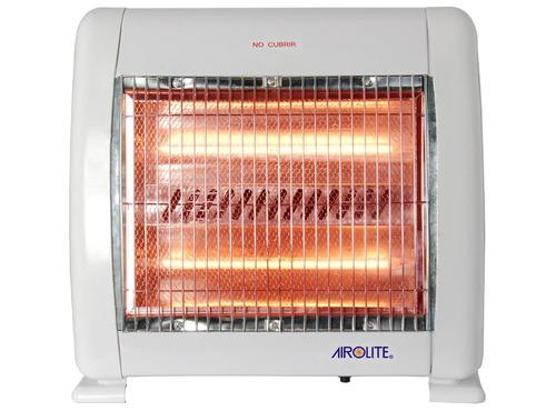 calefactor halógeno 1000 w ha10t.-airolite (envío gratis)