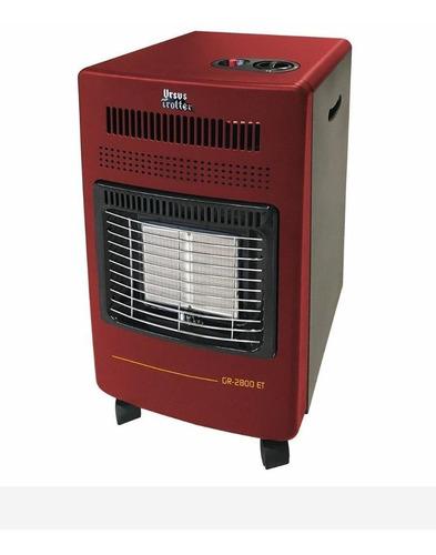 calefactor infrarrojo a gas gr-2800et. trotter