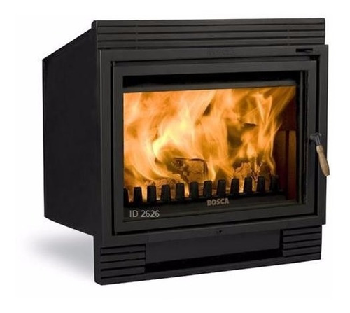 calefactor inserto leña bosca chimenea 650 pot. 15 kw