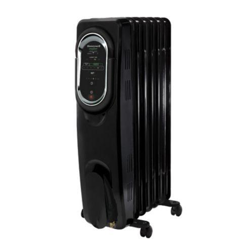 calefactor interior eléctrico 1.500 w negro hogares      hc.