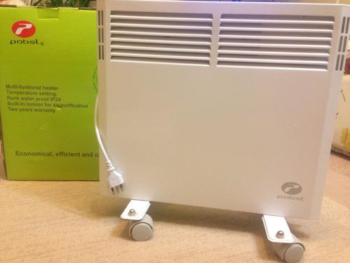 calefactor / ionizador eléctrico bajo consumo pabts con