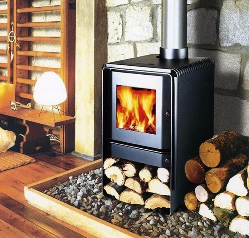 Calefactor Le A Bosca Eco 360 Doble Combustion Pot 8 7 Kw