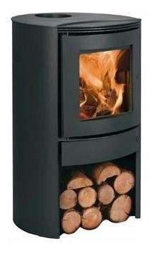 calefactor leña bosca firepoint 380 doble comb. pot. 11.0 kw