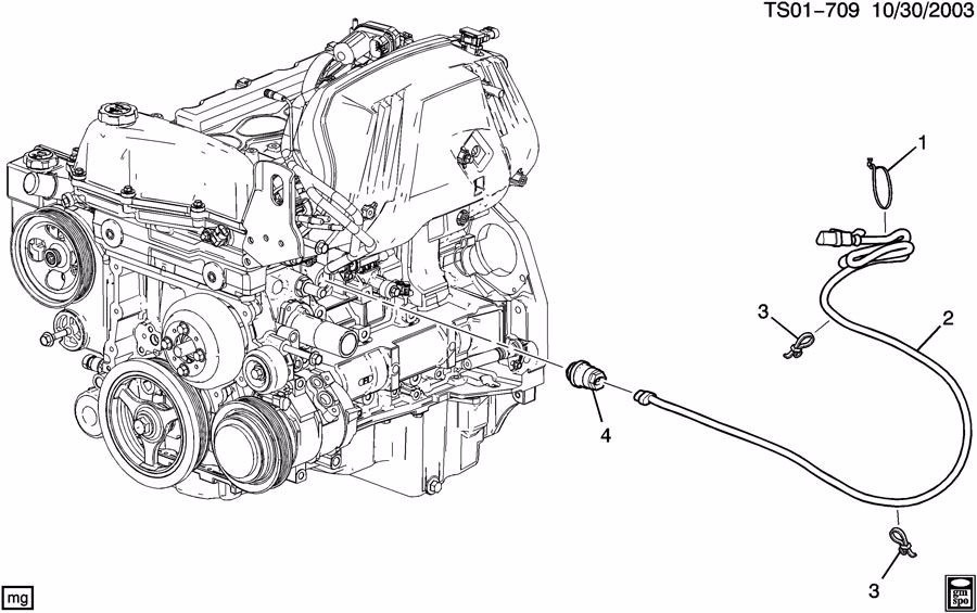 2004 chevrolet trailblazer engine diagram