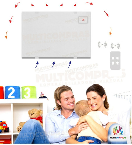 calefactor o calentador de ambiente para finca, casa, calor