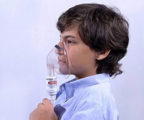calefactor para nebulizador ultrasónico san up aire caliente