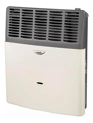 calefactor sin salida eskabe siglo 21 5000 calorías bi gas