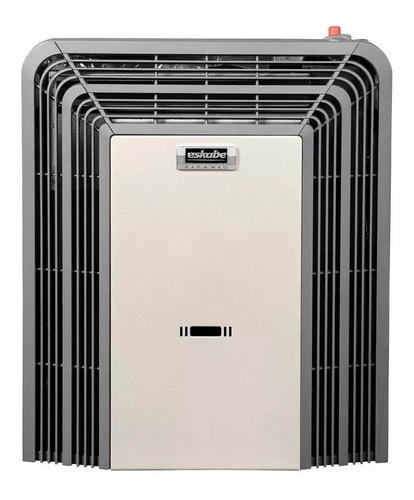 calefactor sin salida eskabe titanio 5000 cal termostato
