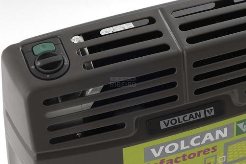 calefactor sin salida gas