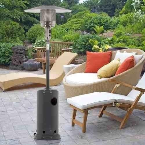 calefactor tipo hongo estufa gas garrafa exterior con ruedas